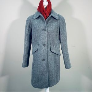 Easy 5th Wool Winter Coat - Size Small